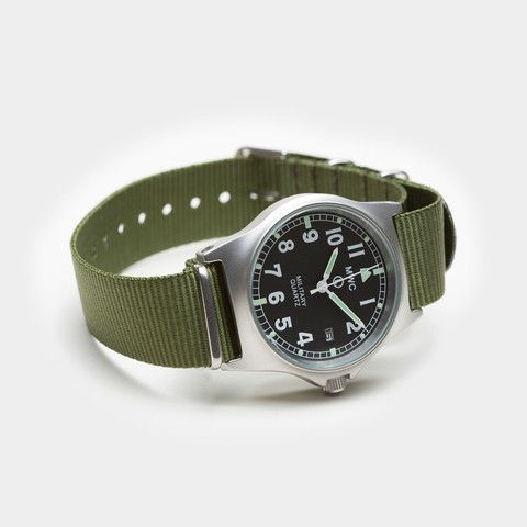 G10 Military Watch - Olive