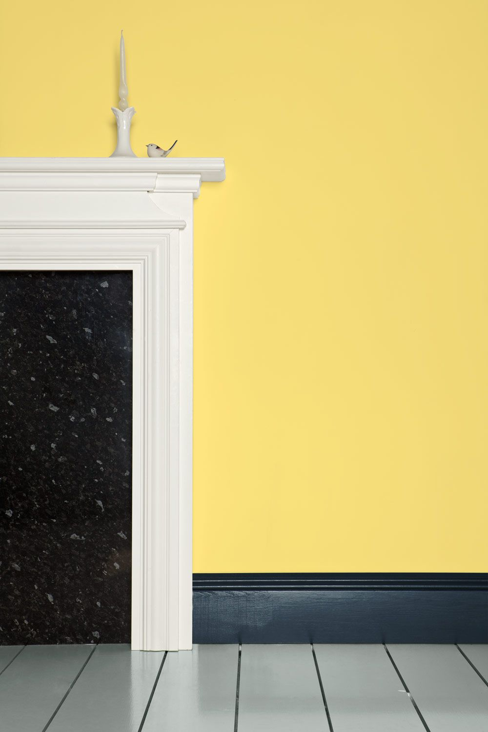 farrow ball dayroom yellow paint and wallpaper in 2019 peinture id es pour la maison. Black Bedroom Furniture Sets. Home Design Ideas