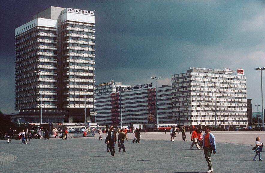 So Sah Es Im Osten Aus Ddr Deutschland Berlin Geschichte Berlin