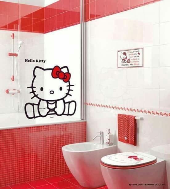 Hello Kitty Bathroom Tiles Best Decorating Ideas