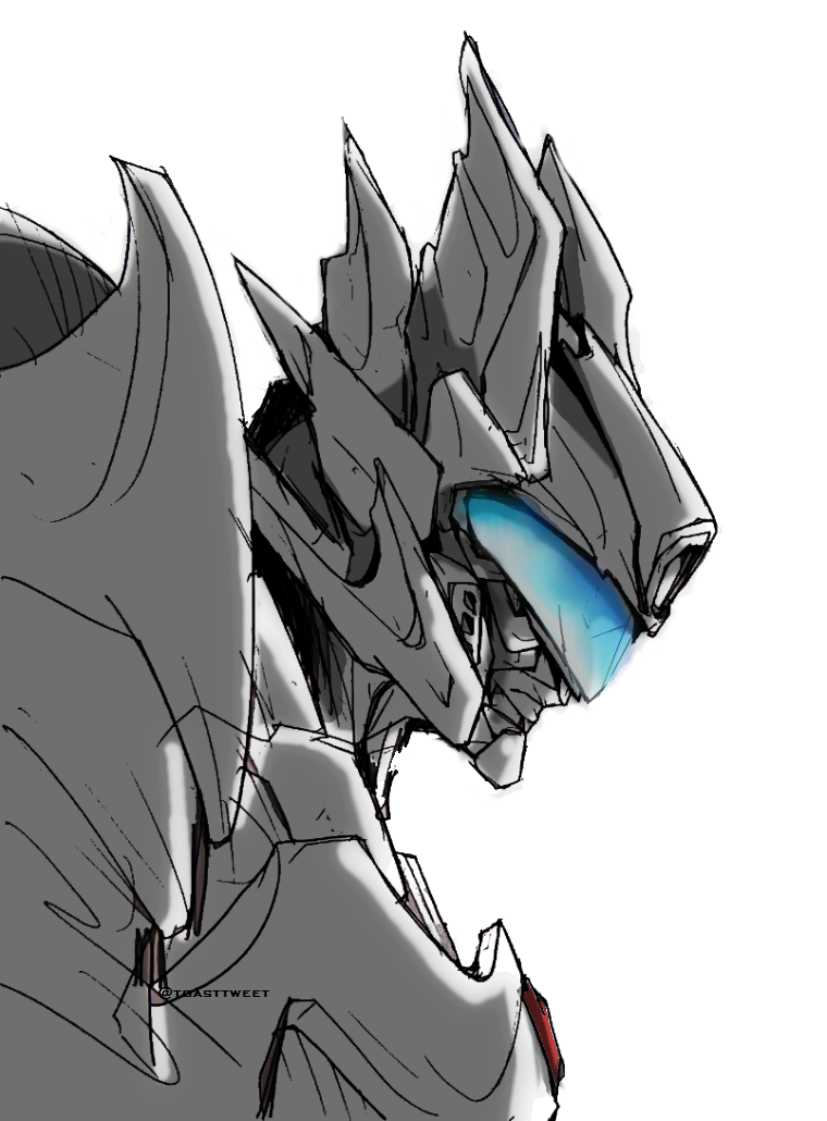 Doodle : Bayverse Jazz   Mecha   Transformers jazz