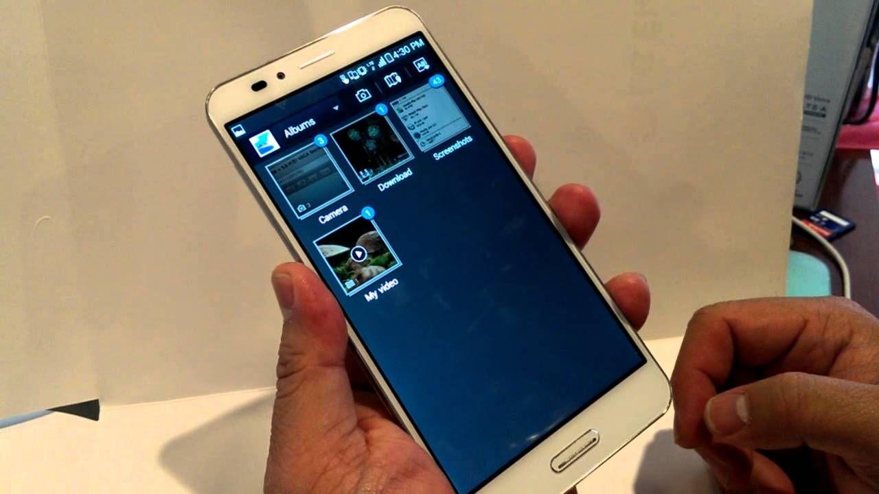 Hands On Vega A900 #Phone