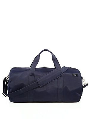 9d26dc0d5769 Jack Spade Tech Travel Nylon Gym Duffle Bag - Navy - Size U Nd ...