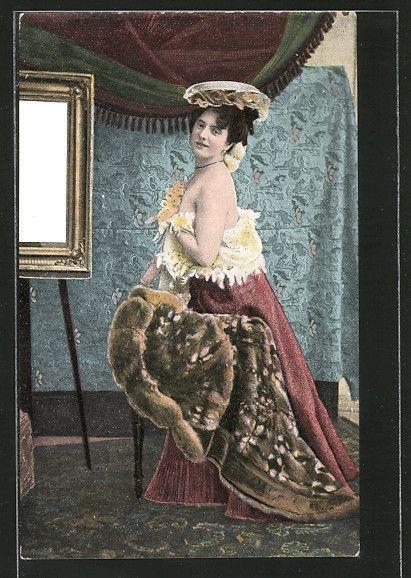 Erotismo (Fotos) | Erotismo | Página 3 | postales antiguas