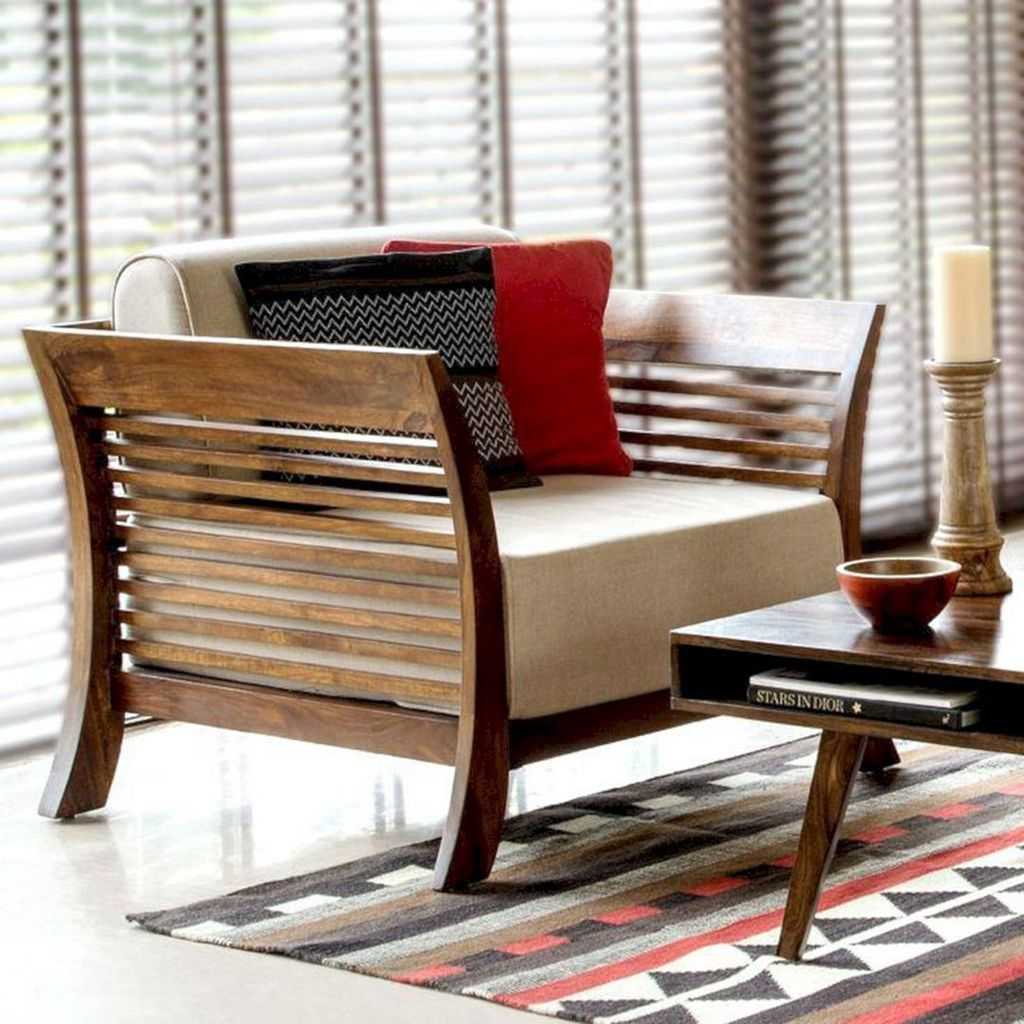 Awesome Wooden Furniture Design Ideas For Living Rooms 12 1 H D Dobariya Awesome Wooden Furnit Wooden Sofa Designs Furniture Design Wooden Wooden Sofa Set