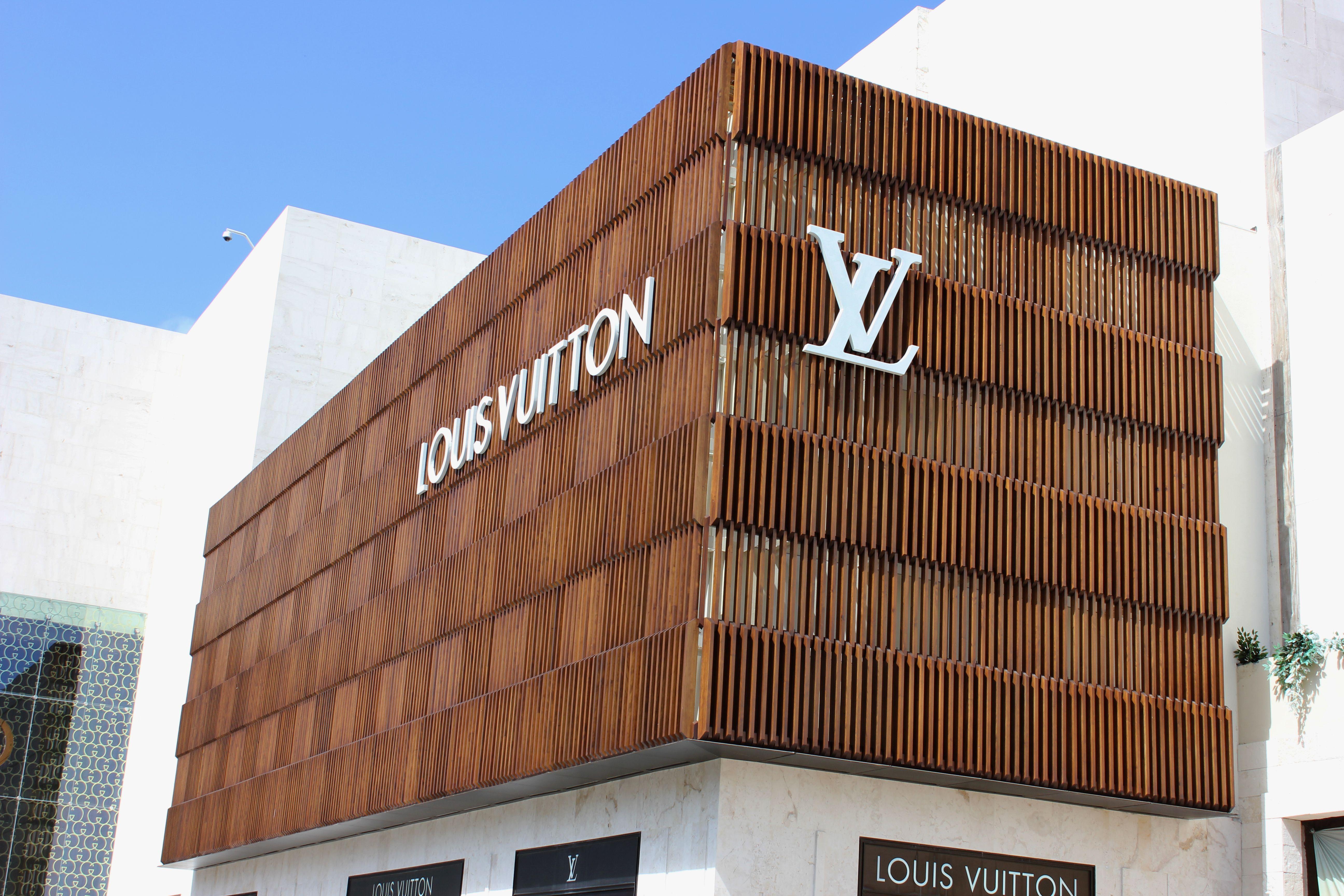 Luxury Brand Louis Vuitton Uses Accoya 174 Wood For Stunning