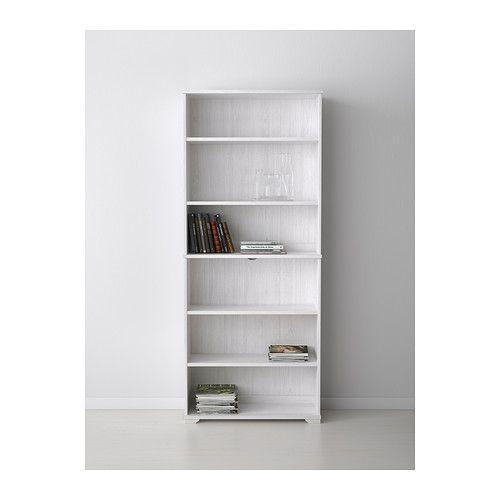 BorgsjÖ Bookcase White Ikea