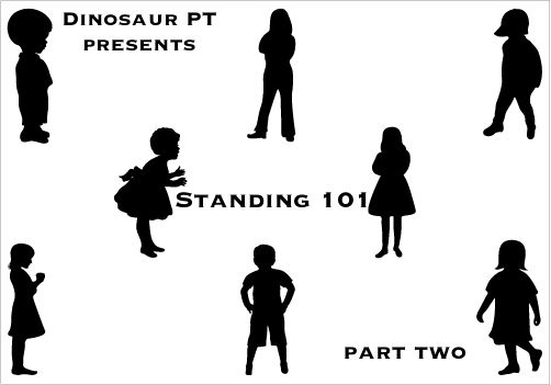 Toy and Equipment Ideas to Encourage Independent Standing