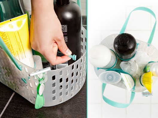 Charming Cargo Customizable Shower Caddy By Quirky