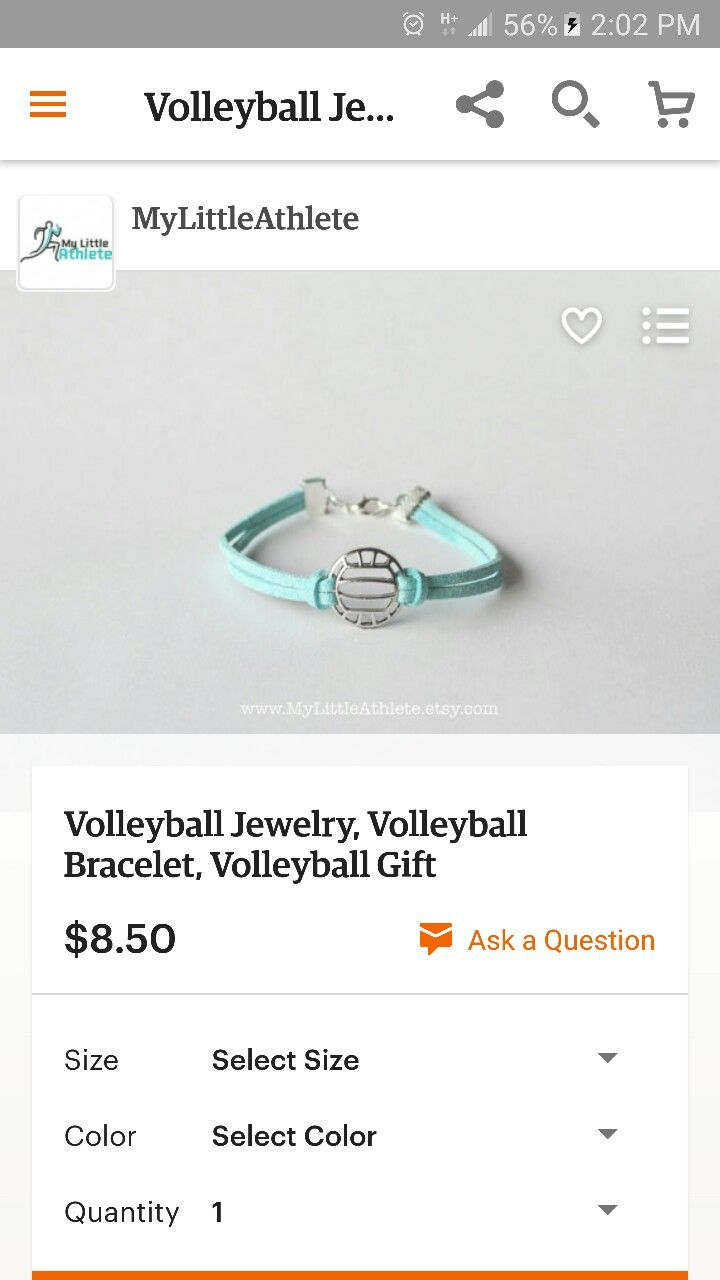 Pin By Cheryl Allen On Bracelets Volleyball Jewelry Volleyball Gifts Jewelry