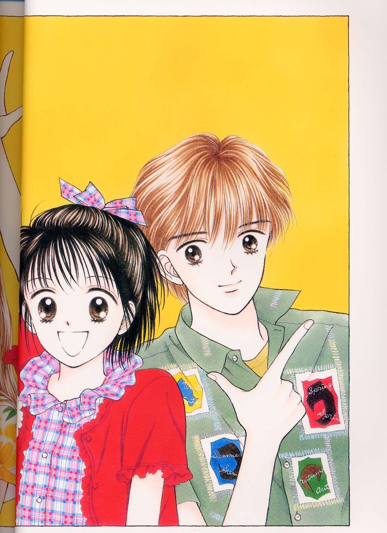 Marmalade Boy Miki y Yuu Minitokyo marmalade boy