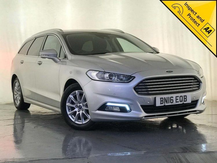 Ford Mondeo 1 5 Tdci Econetic Titanium S S 5dr Toyota Auris Cars For Sale Ford Mondeo