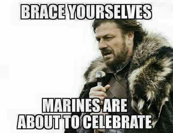 Marine Corps Birthday Funny Memes Funny P Nurse Humor