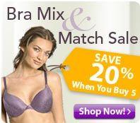 Great Bra Sale!