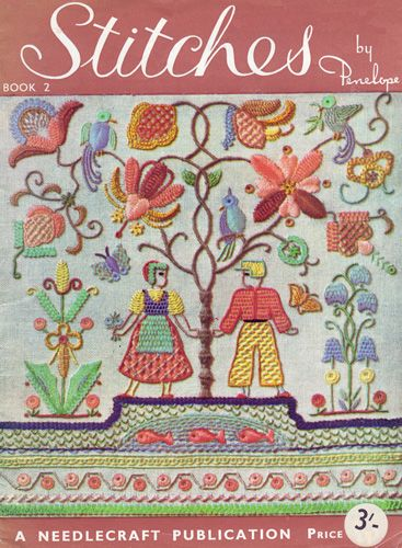 Vintage Quilting Booklet by Penelope
