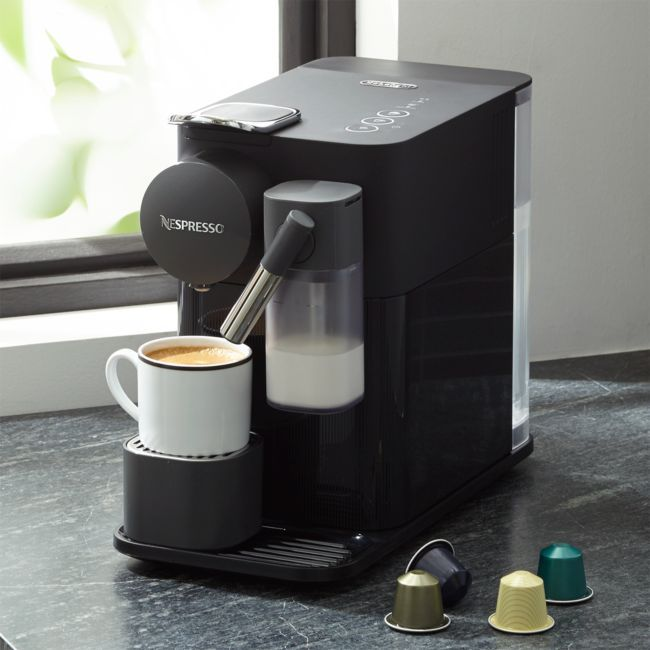De'Longhi ® Black Lattissima One Espresso Maker #espressomaker