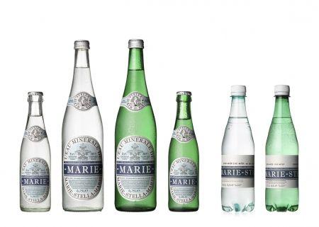 Natural Mineral Water - Marie-Stella-Maris
