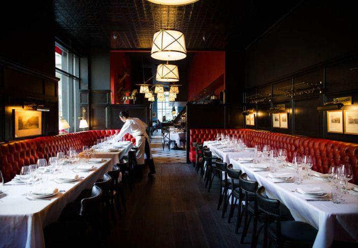 Photos The Cavalier Sf Restaurants Restaurant Interior Restaurant