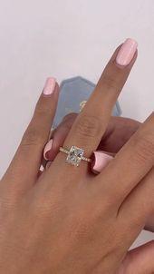 Photo of Strahlender Diamant-Verlobungsring – Stylekleidung.com