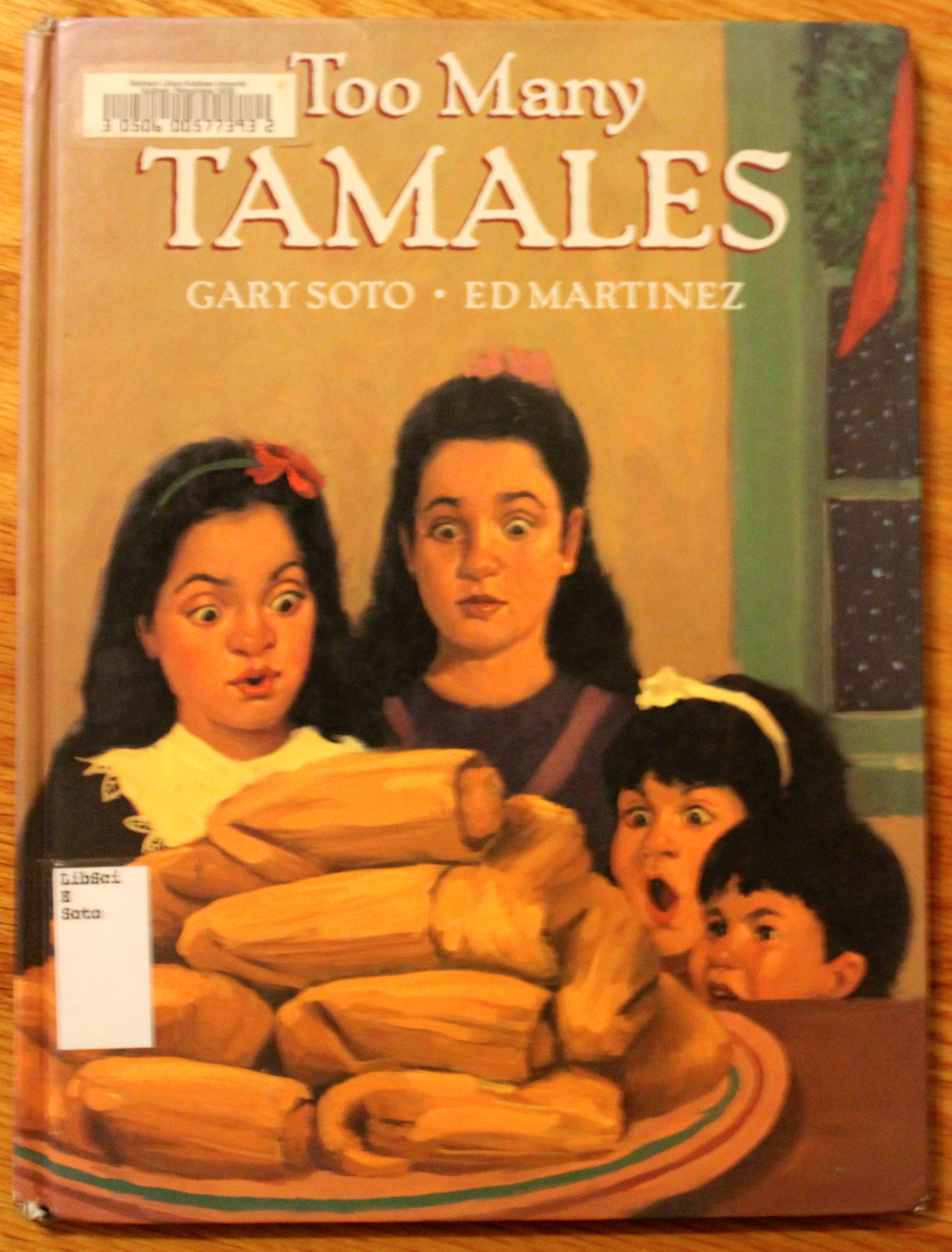 Too Many Tamales By Gary Soto The Ncss Theme For This