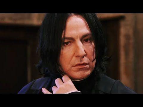 Der Fur Mich Traurigste Moment In Harry Potter Und Die Heiligtumer Des Todes Teil 2 Youtube Harry Potter Characters Snape Harry Professor Snape