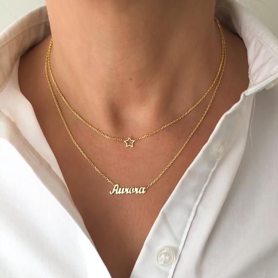 15++ Cutting edge jewelry name necklace ideas