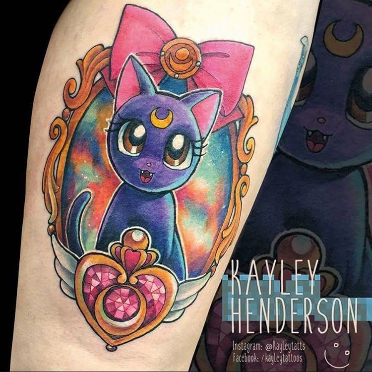 Tattoo by Kayley Henderson