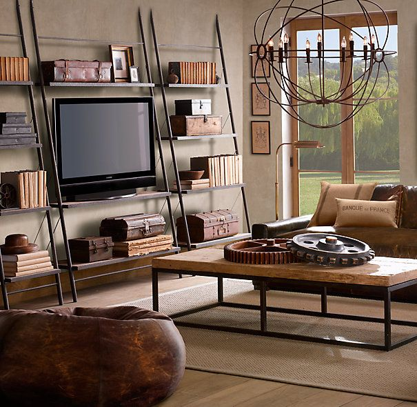 17 Best images about Shelves? on Pinterest | Metal bookcase, Shelves and  Double frame
