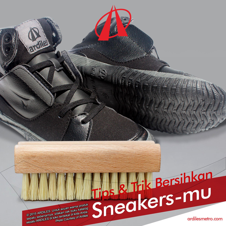 Ardiles Sneakers Lovers Sepatu Juga Perlu Pemeliharaan Agar Awet