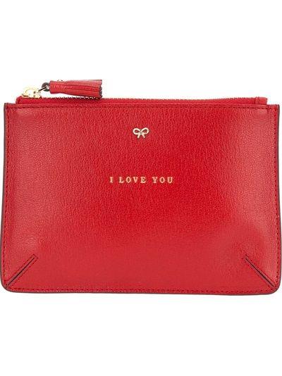 ANYA HINDMARCH 'Loose Pocket' Wallet