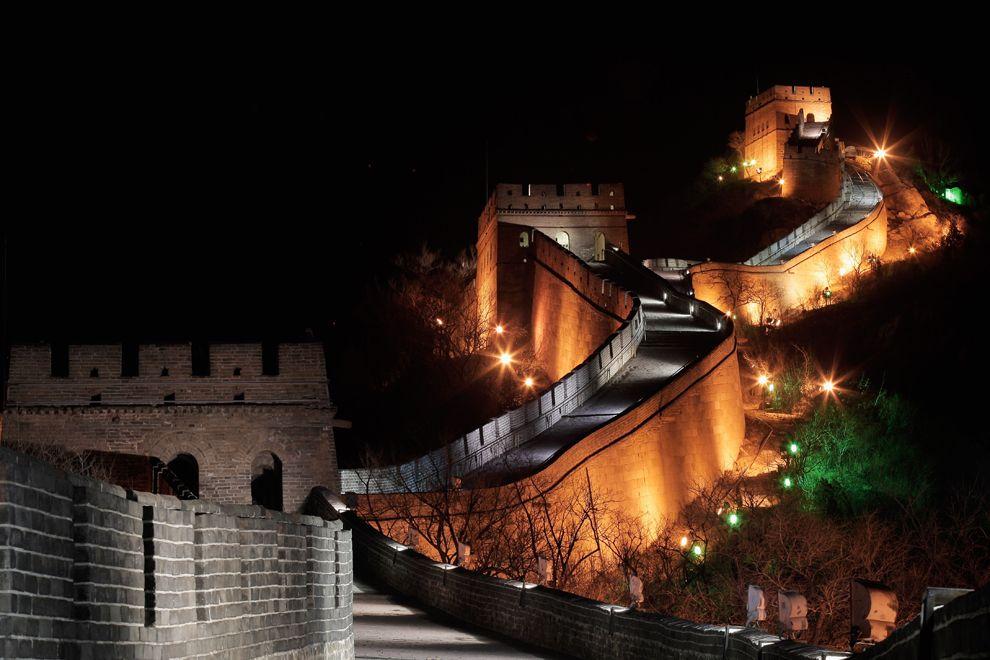 muralla china de noche - Buscar con Google