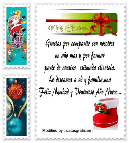 Descargar mensajes para enviar en navidad empresariales - Mensajes navidenos para empresas ...