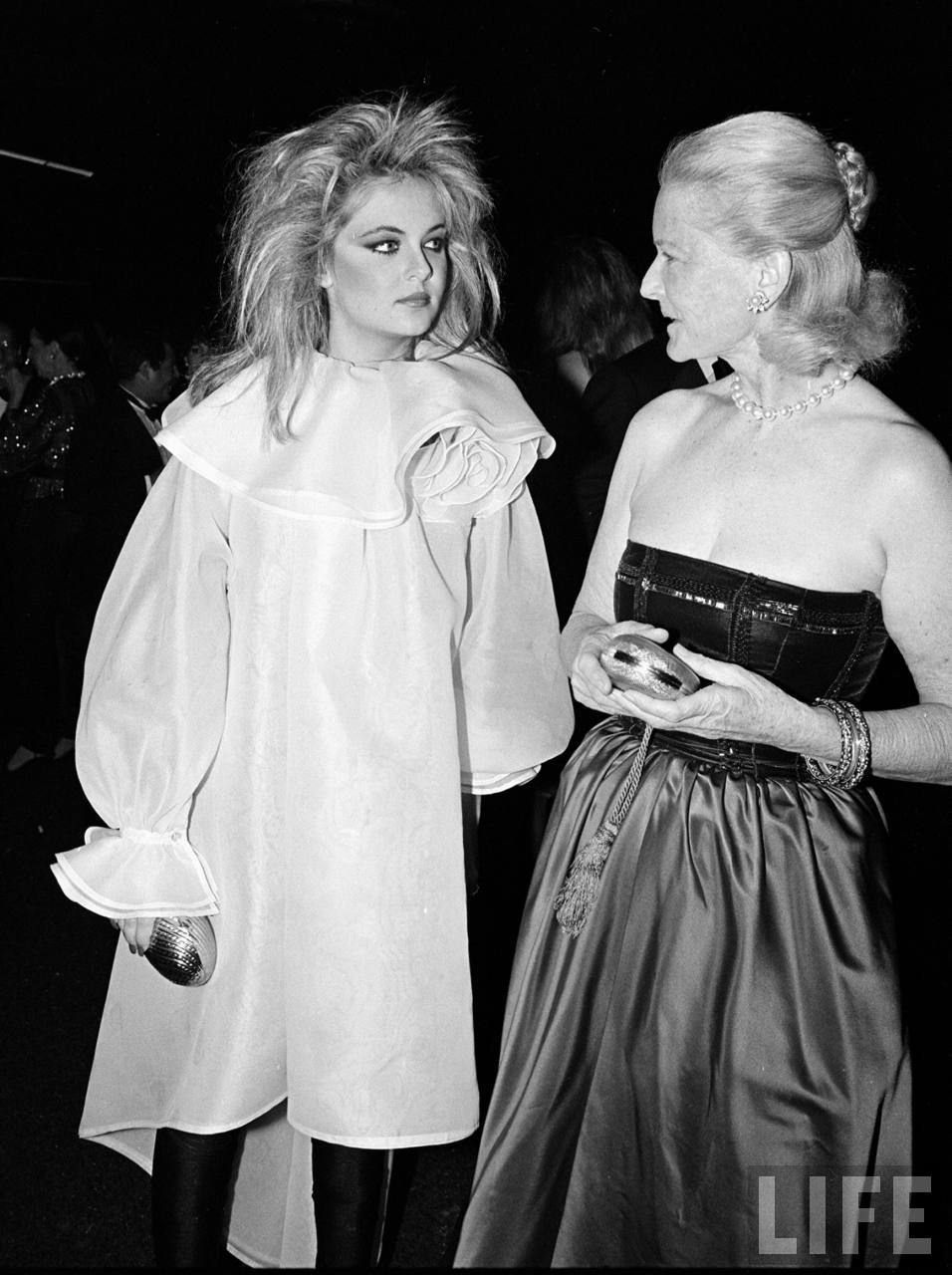 Deb of the decade\' Cornelia Guest and her mother, socialite C.Z ...