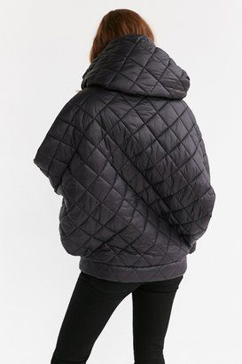 Without Walls Oversized Cocoon Puffer Jacket