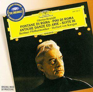 KARAJAN ALBINONI BOCCERINI RESPIGHI - Deutsche Grammophon