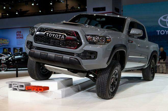 2017 Toyota Tacoma Is The Featured Model Release Image Added In Car Pictures Category By Author On Aug