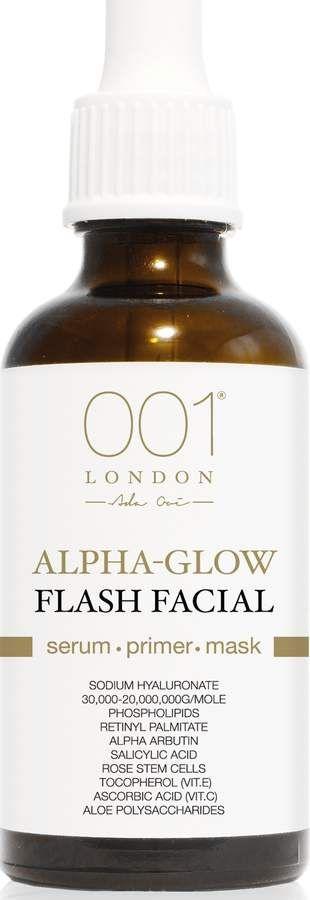 001 Skincare London Alpha-Glow Flash Facial