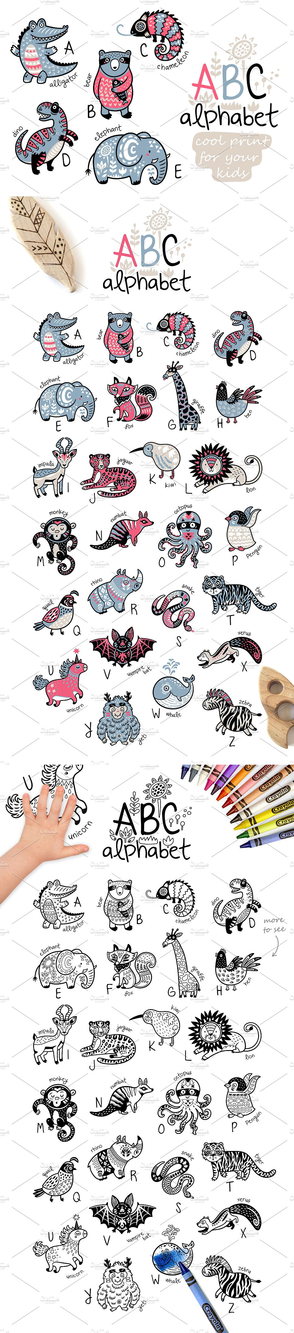 Free Vector Illustrations The package includes 2