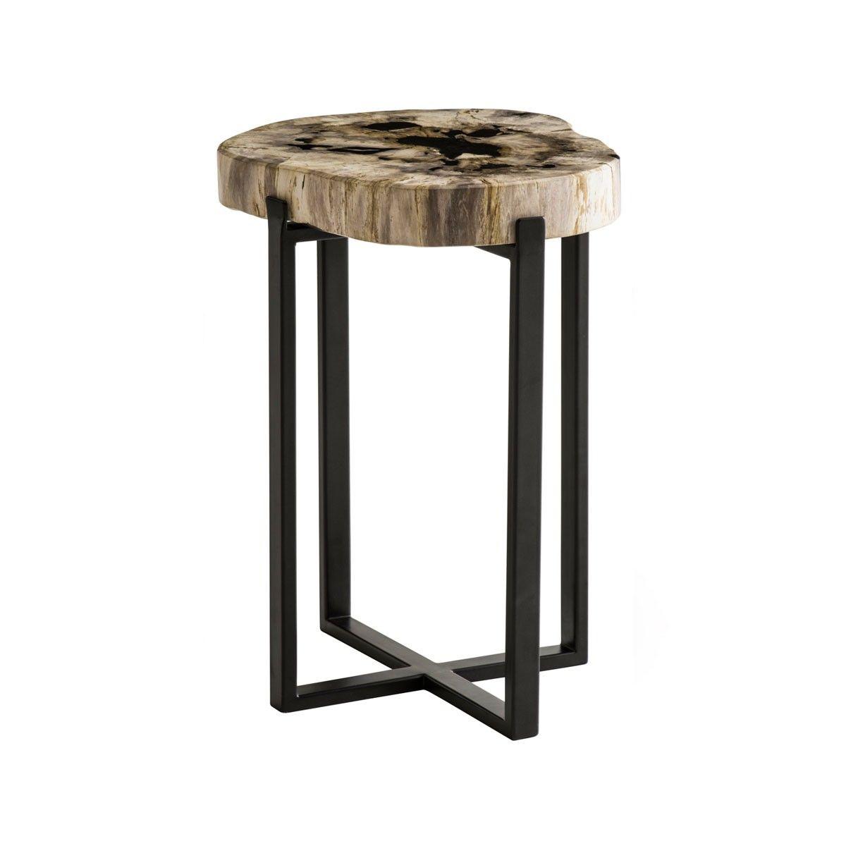 Petrified wood lamp table 55 x Weddings