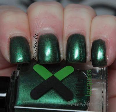 TrailerHood Chic: Columbian Emerald