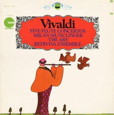 Vivaldi by Sandy Hoffman (illustrator)