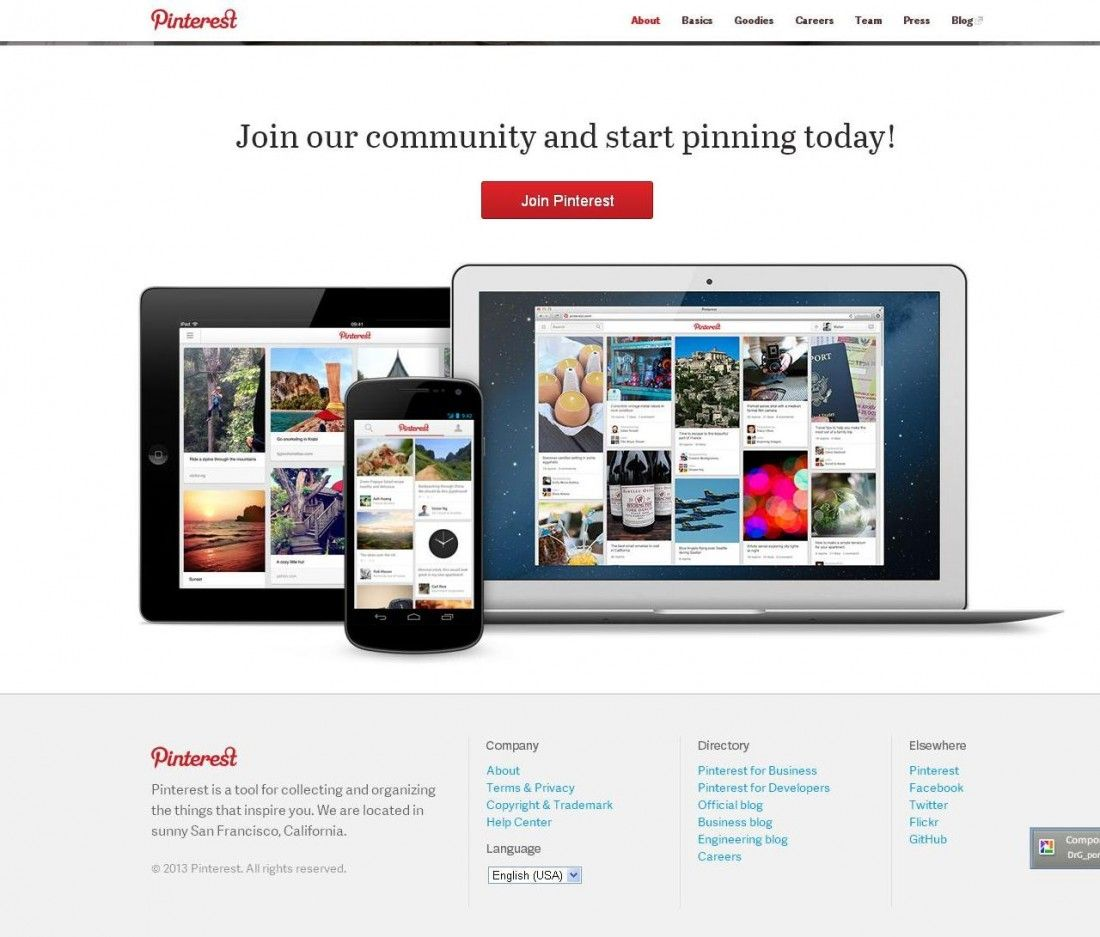 Start Pinning! How to use Pinterest as part of your Social