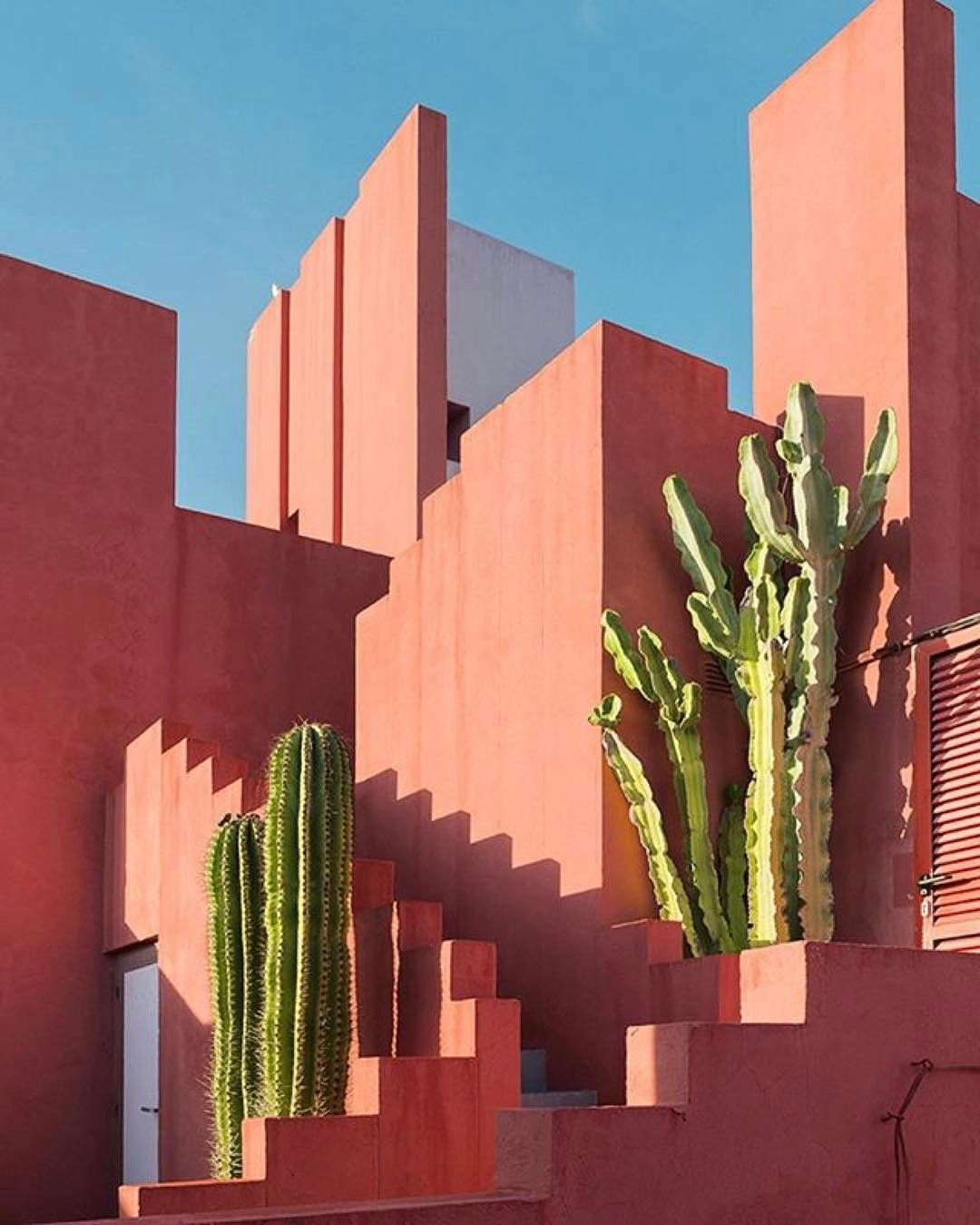 Inspiring Colour And Shape. Thanks For The Image