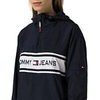 239c1d809 Tommy Jeans Popover Jacket   Tommy hilfiger   Tommy hilfiger jackets ...