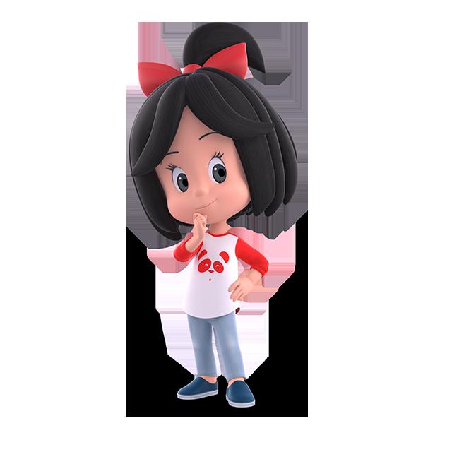 Cleo Cuquin Cute Kids Photography Cute Cartoon Girl Kids Clipart
