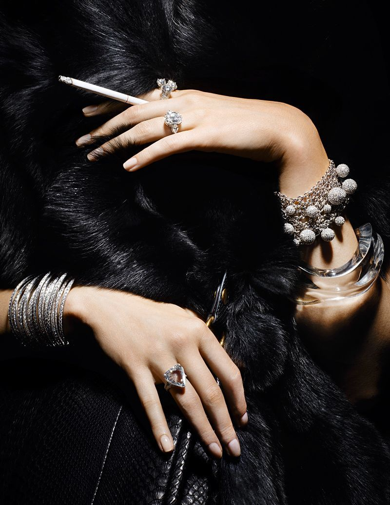 Photo of Jewelry photoshoot –  Jewelry editorial –  Vogue paris –  Jewelry model –  Photo jewelry –  Jewelry
