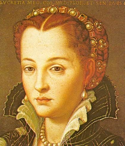 medici images   Lucrezia de' Medici, Duchess of Ferrara