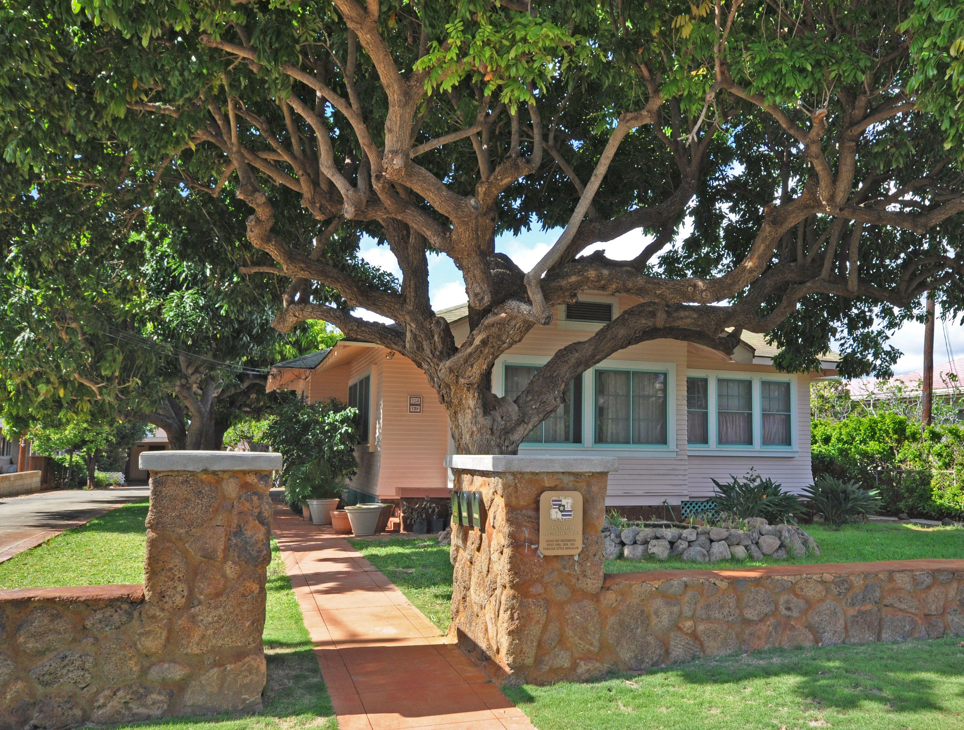 On the historic register -Honolulu Real Estate | Kaimuki Historic Homes | Oahu  Hawaii Real