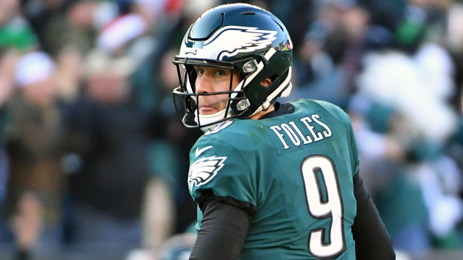 Would A Return To The Eagles Make Sense For Nick Foles National Football League News In 2020 Football National Football League Football League
