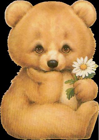 Printable - Bear - Ruth Morehead | Cute teddy bears, Cute ...